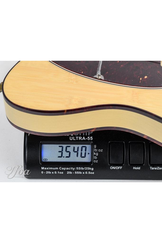 Fender Telebration Lamboo Telecaster Natural Bamboo 2011 Near Mint
