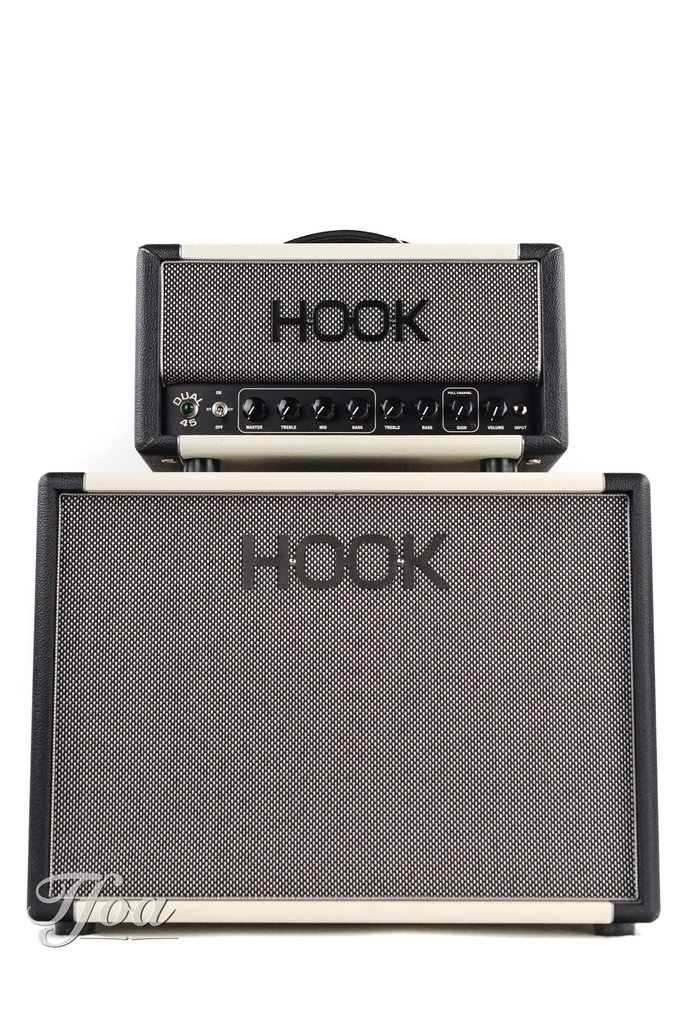 Hook Dual 45 Set Used