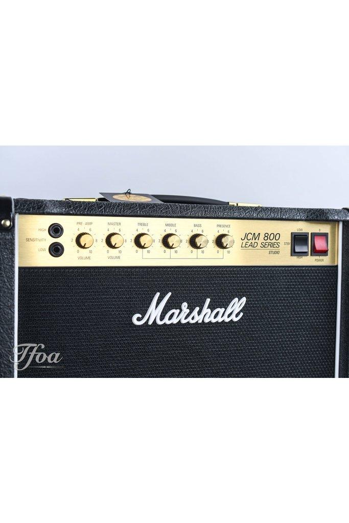 Marshall Studio SC20C Combo