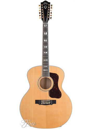 Guild Guild F512 ATB 12 string Maple USA
