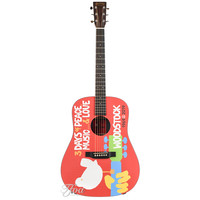 Martin DX Woodstock 50th Anniversary model