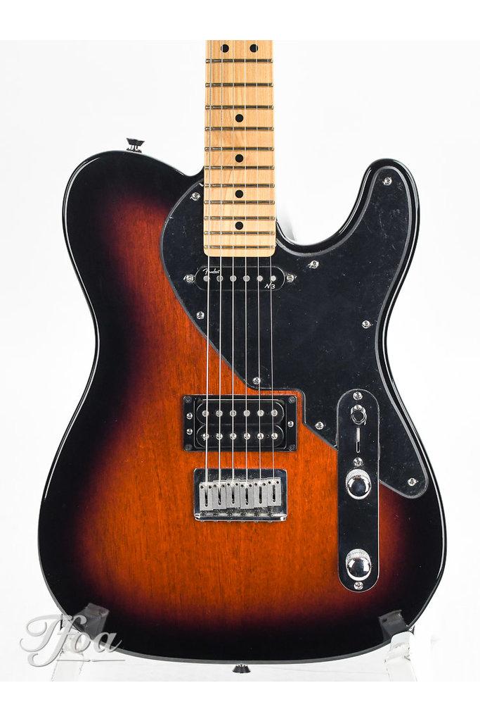Fender Telebration Mahogany Telecaster Sunburst 2011