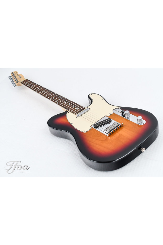 Fender 60th Anniversary Diamond American Standard Telecaster sunburst 2006