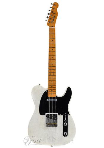 Fender Fender Telebration Indiana Barn 52 Telecaster Whitewash 2011 Mint