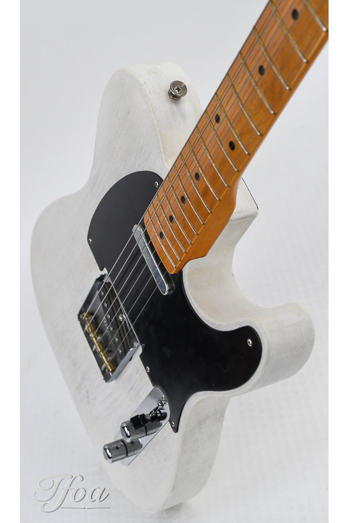 Fender Telebration Indiana Barn 52 Telecaster Whitewash 2011 Mint