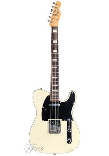 Fender Fender Telebration 62 Telecaster Olympic White 2011 Mint