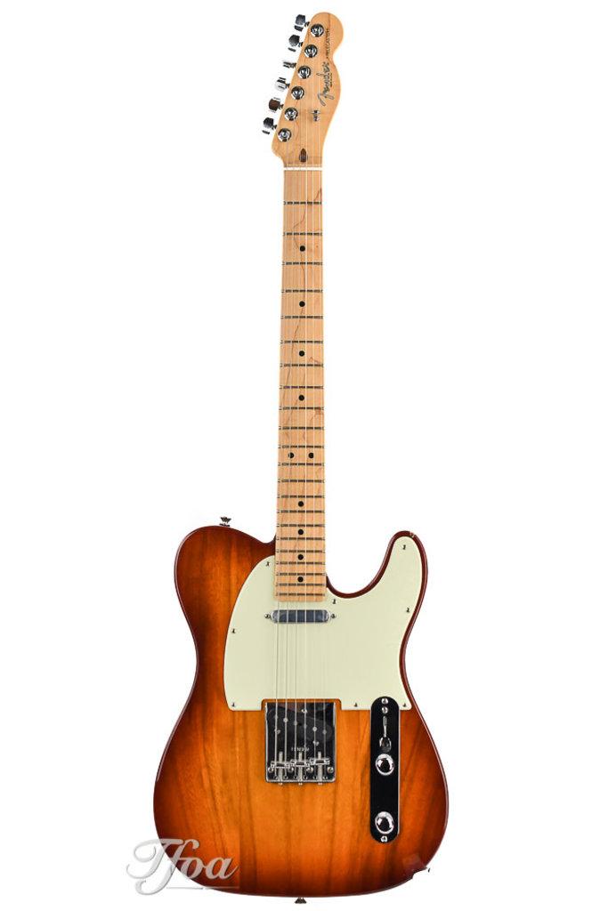 Fender Telebration Empress Telecaster Honeyburst 2011