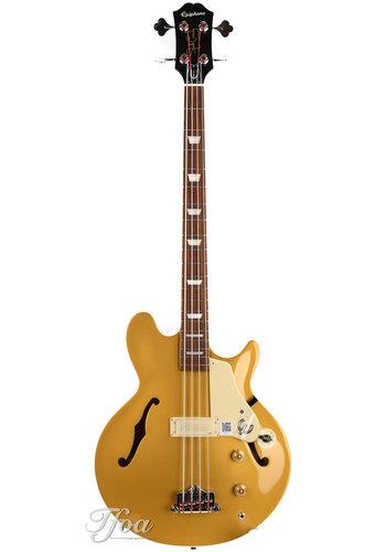 Epiphone Epiphone Jack Casady Signature Bass Goldtop