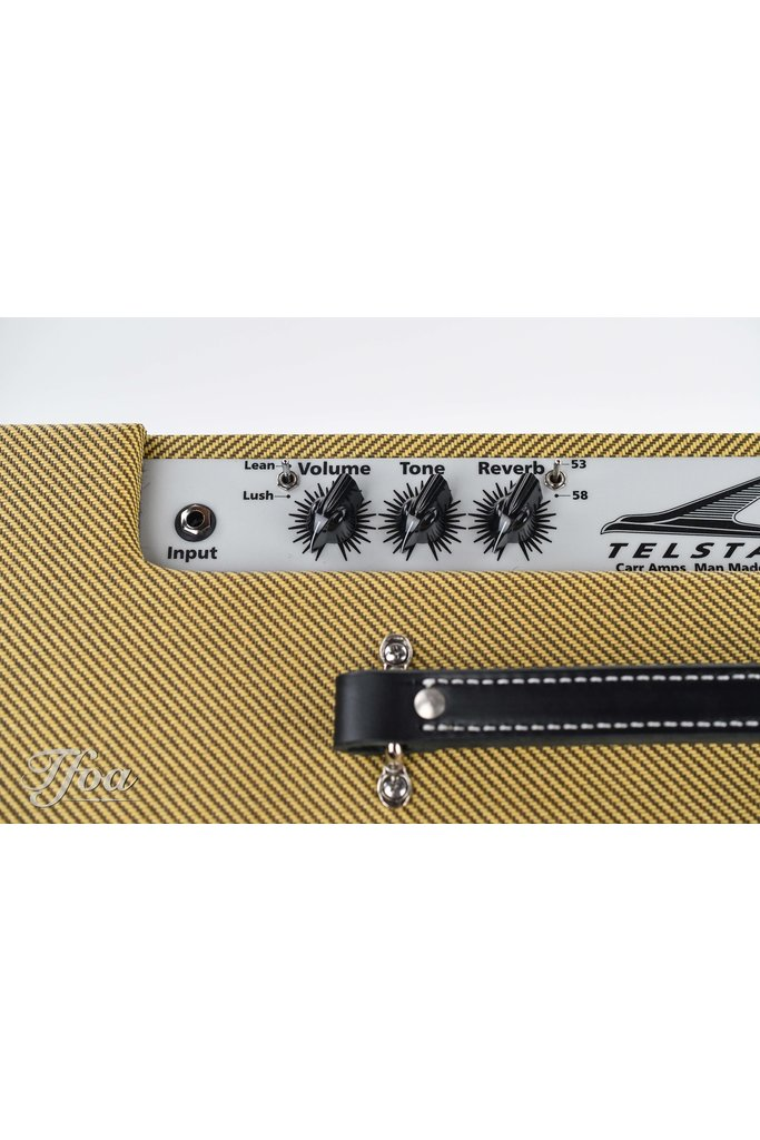 Carr Amps Telstar 1x12 Tweed Combo