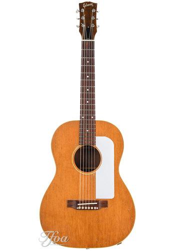 Gibson Gibson F25 Folksinger 1968 50mm halsbreedte