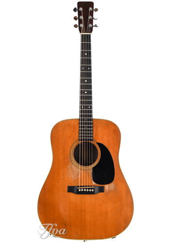 Martin Martin D28 1967 Sold As Is