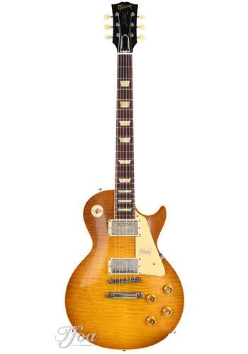 Gibson Gibson Custom 60th Anniversary Les Paul Standard Golden Poppy Burst VOS