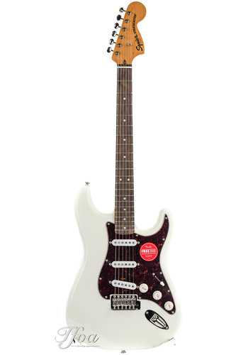 Squier Squier Classic Vibe 70s Stratocaster Olympic White
