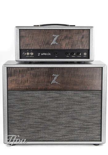 Dr. Z Dr. Z Z-Wreck Quantum Silver Set 2014
