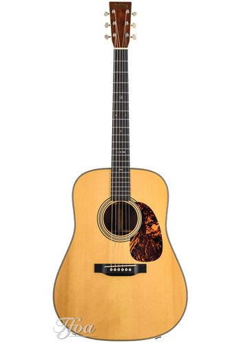 Martin Martin Custom HD28 Authentic Style Madagascar-Adirondack 2012
