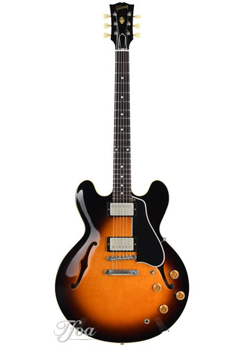 Gibson Gibson ES335 1958 Premiere Limited Run Sunburst 2018