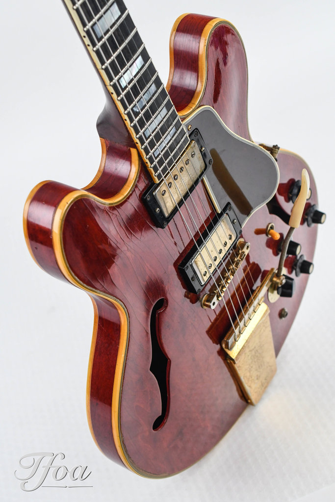 Gibson ES355 TD SV Cherry Red Stereo Varitone 1967
