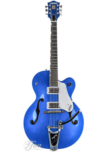 Gretsch Gretsch G6120 Brian Setzer Hot Rod Regal Blue Anniversary 2008 SOLD AS IS