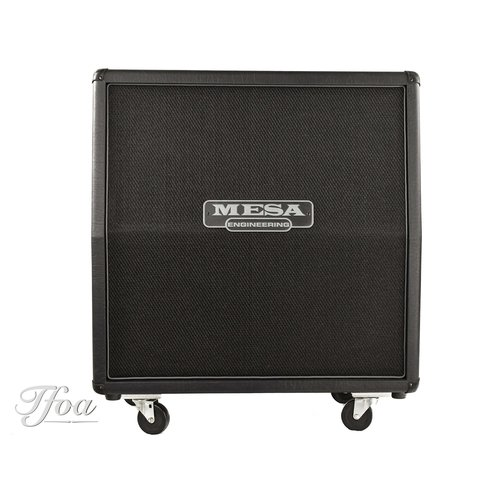 Mesa Boogie Mesa Boogie 4x12 Recto Traditional Slant Cabinet Mint