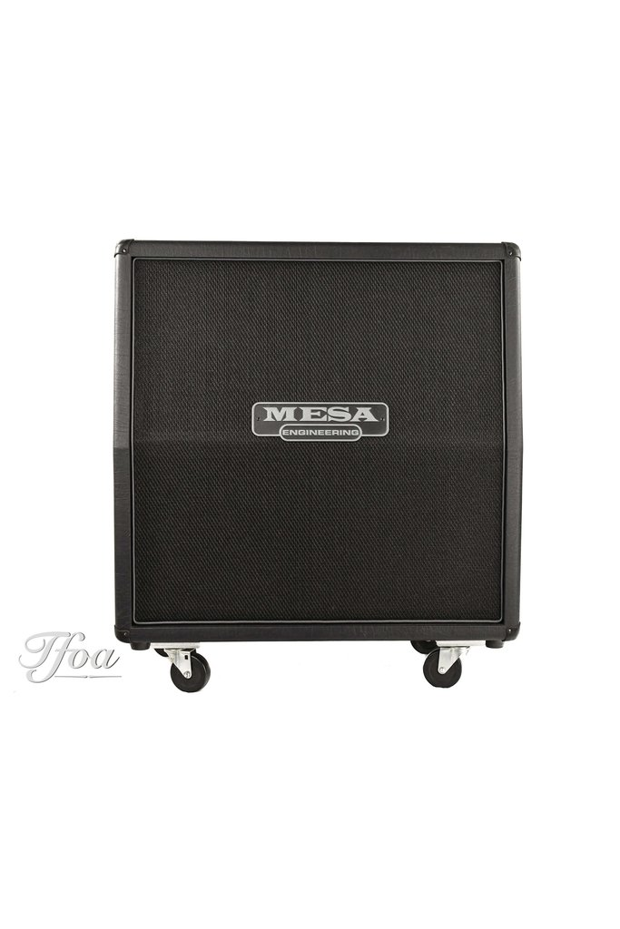 Mesa Boogie 4x12 Recto Traditional Slant Cabinet Mint