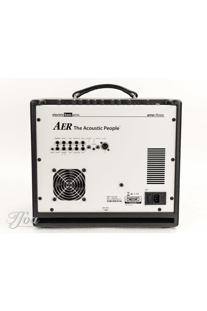 AER Three Bass Amp 2014