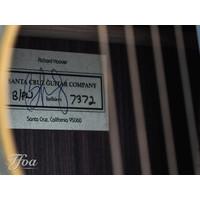 Santa Cruz Brad Paisley Signature 2018 Near Mint