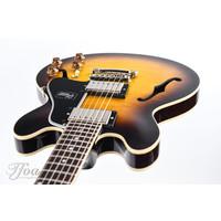 Gibson CS336 Figured Vintage Sunburst NH