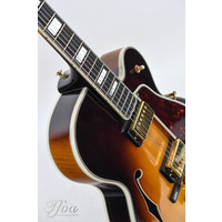 Gibson L5 Signature 15.5 Inch Limited Edition Vintage Sunburst 2002