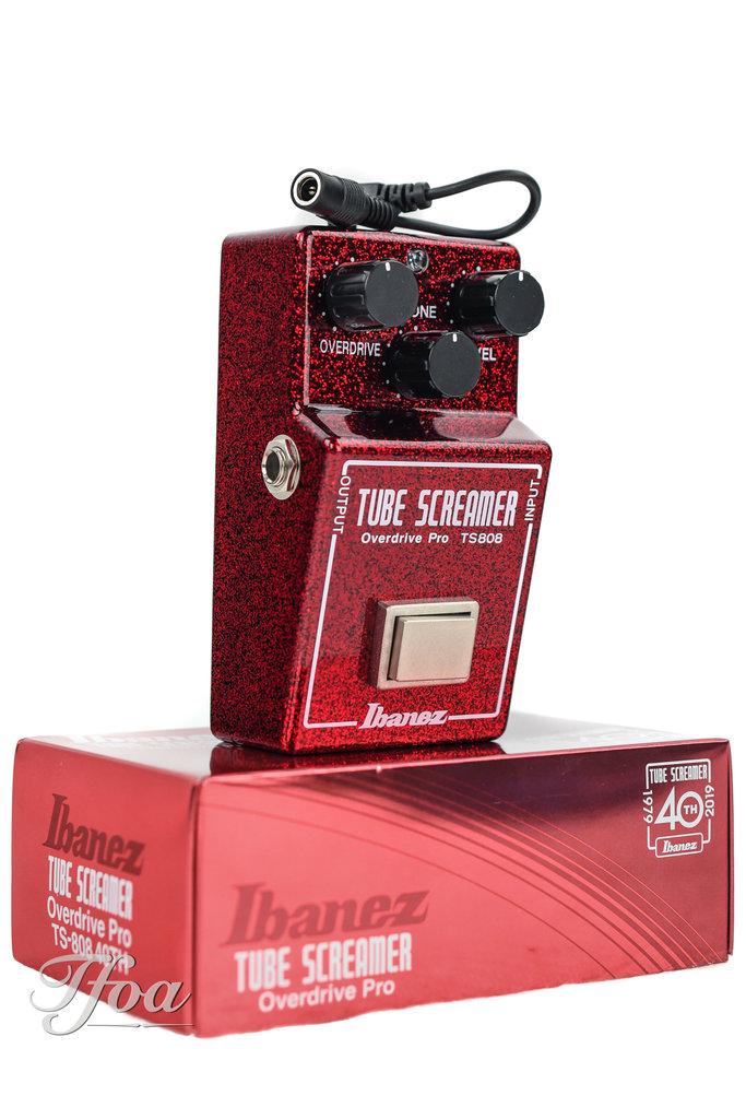 Ibanez TS808 40th Anniversary