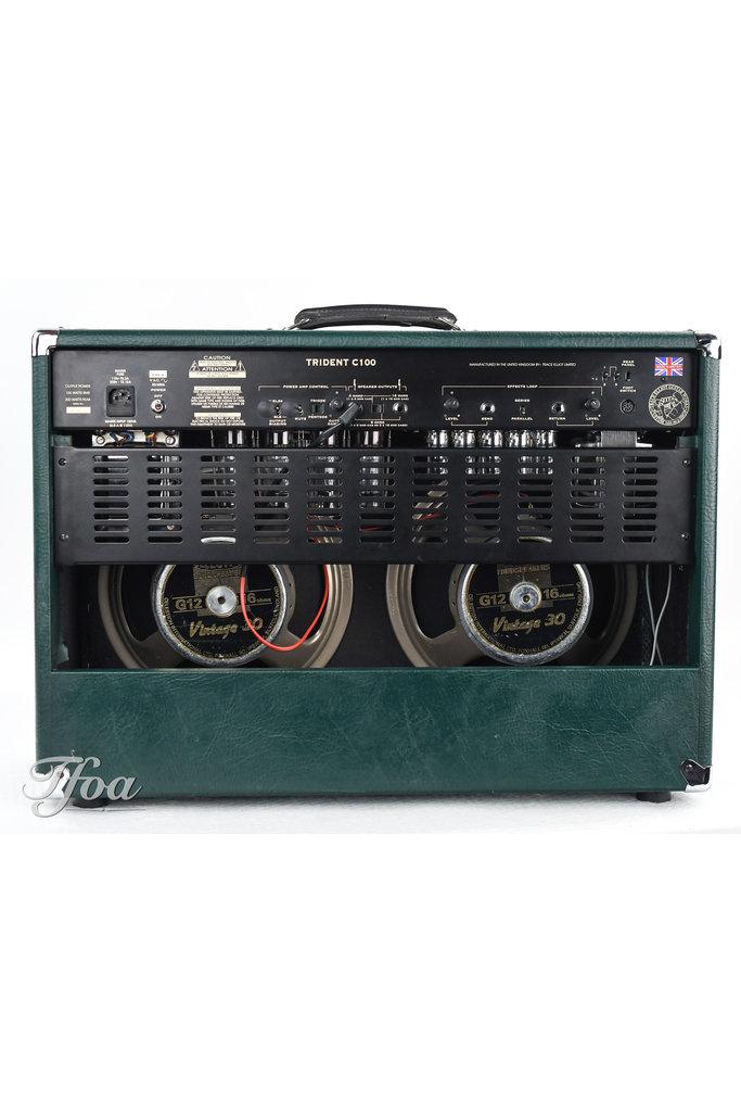 Trace Elliot Trident C100 Combo 100 watt 1995