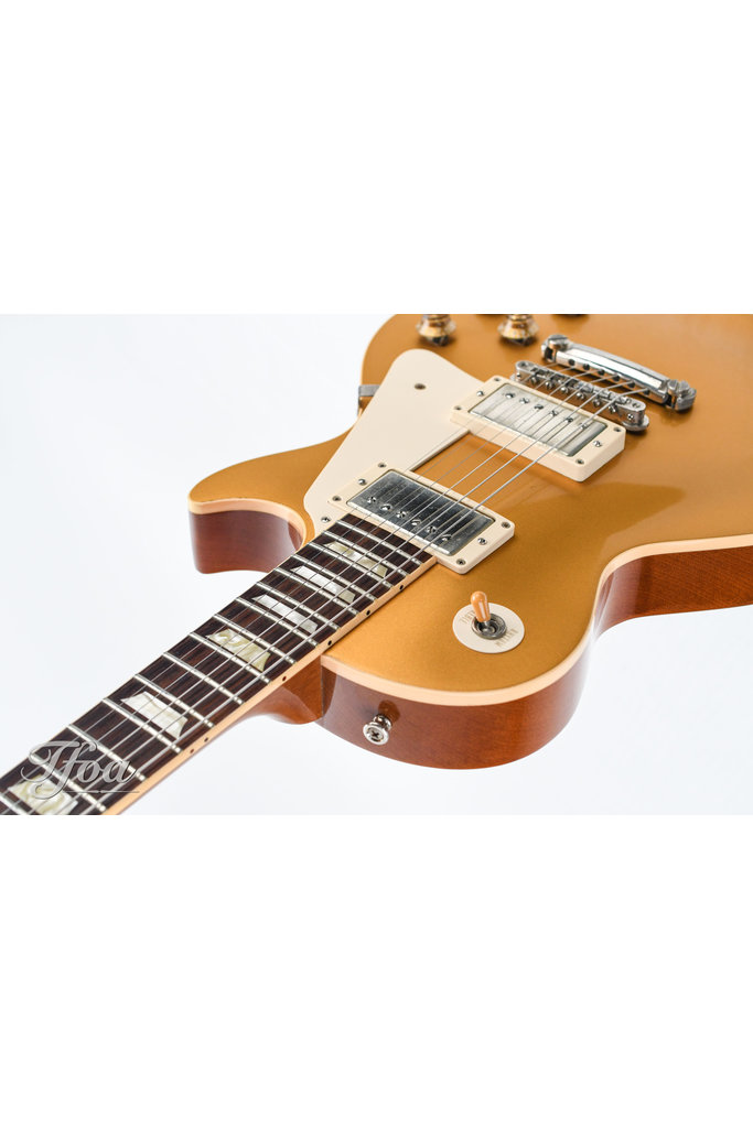 Gibson 1957 Reissue Les Paul Goldtop VOS 2006