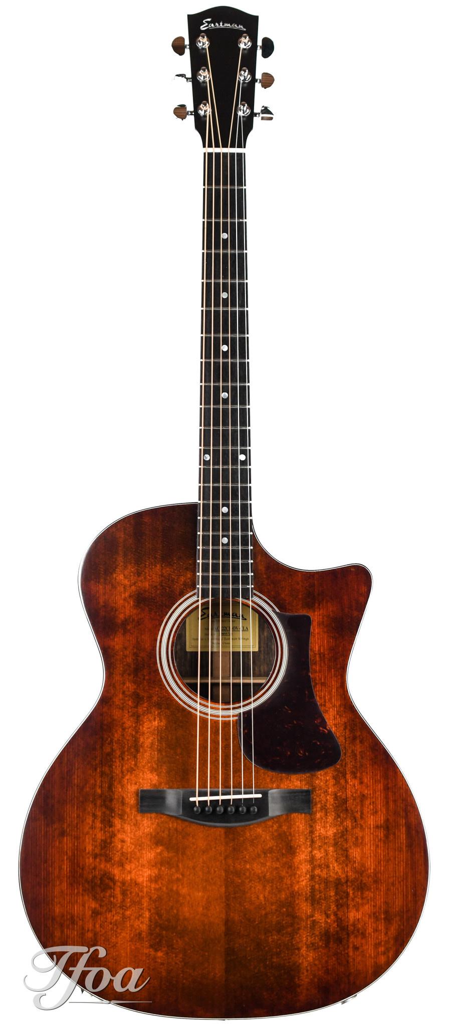Eastman AC222CE Ovangkol Classic