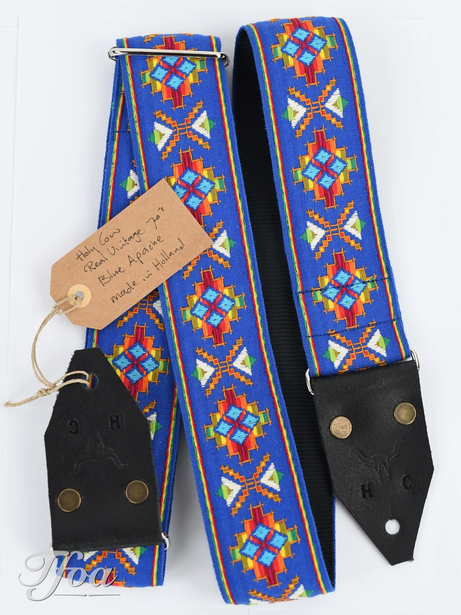 Holy Cow Real Vintage 70s Blue Apache