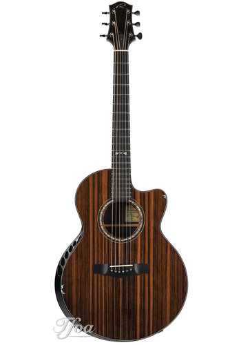 Kevin Ryan Kevin Ryan Nightingale Grand Soloist Sinker Redwood Indian Rosewood