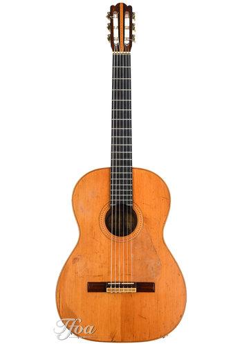 Mozzanni Mozzani Classical Guitar 1950s