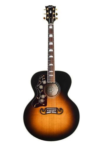 Gibson Gibson SJ200 Standard Vintage Sunburst Lefty 2019