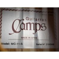 Guitarras Camps Hermanos Camps MC11s