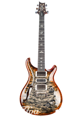 PRS PRS Special 22 Semi Hollow Burnt Maple Leaf Limited Edition