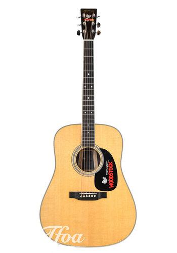 Martin Martin D35 Woodstock 50th Anniversary gitaar