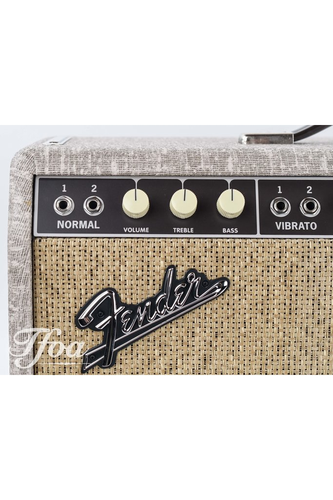 Fender 65 Deluxe Reverb FSR Fawn Greenback