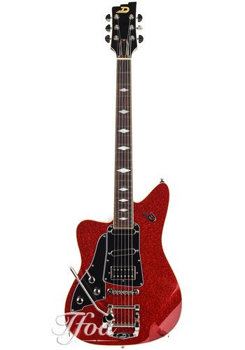 Duesenberg Duesenberg Paloma Red Sparkle Lefty