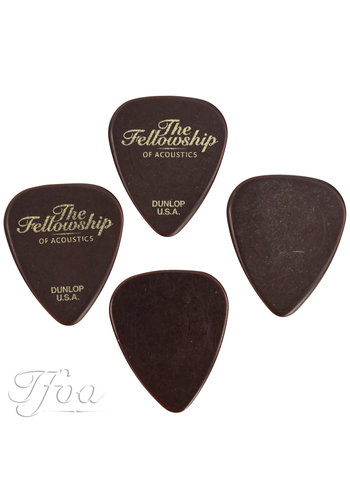Dunlop The Fellowship of Acoustics Primetone 1.0mm Pick 10-set plectrum