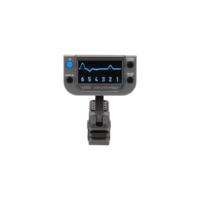 Korg AW-OTG Poly Polyfoon Clip on Tuner