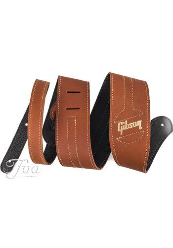 Gibson Gibson Premium Guitar Strap Classic Brown