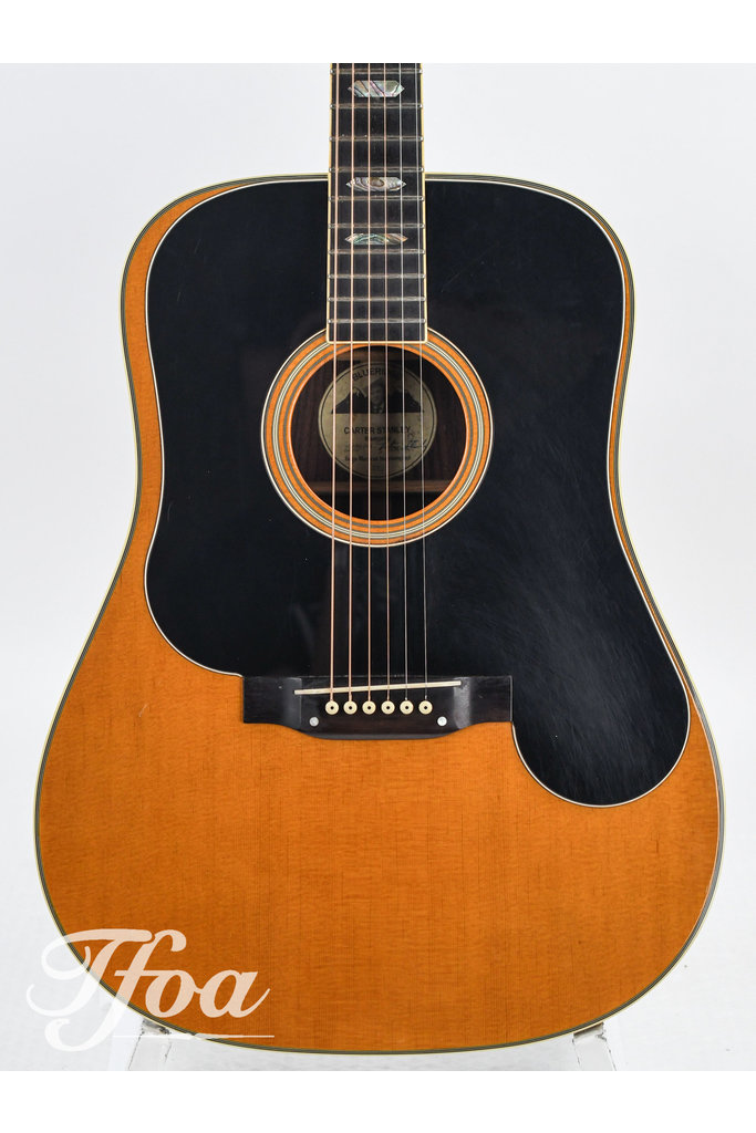 Blueridge Carter Stanley Special edition USED