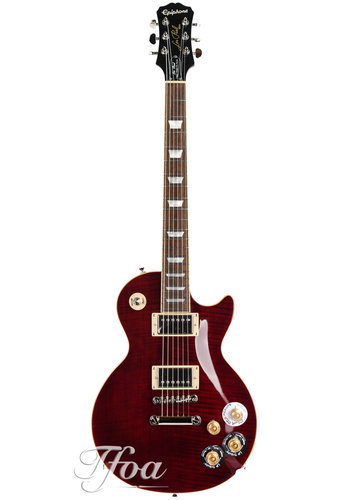Epiphone Epiphone Les Paul Tribute Plus Black Cherry