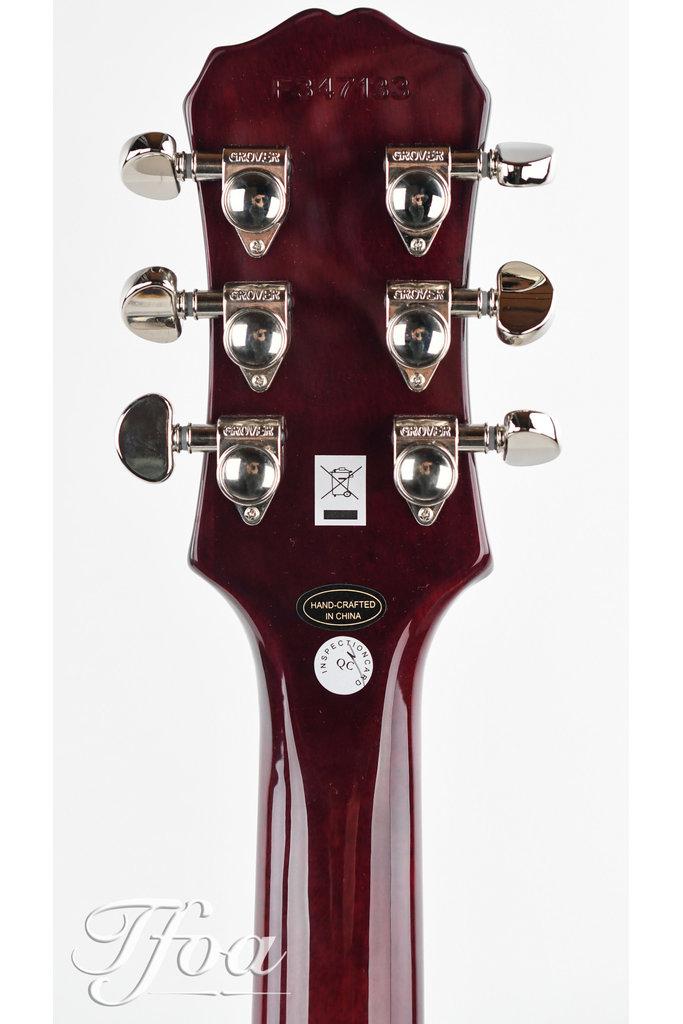 Epiphone Les Paul Tribute Plus Black Cherry