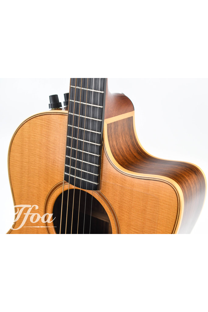 Lowden LSE II Indian Rosewood Spruce 1995