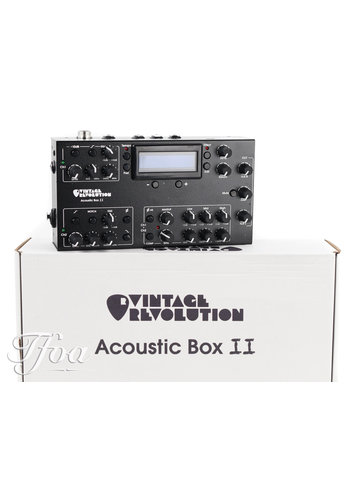 Vintage Revolution Vintage Revolution Acoustic Box II Used