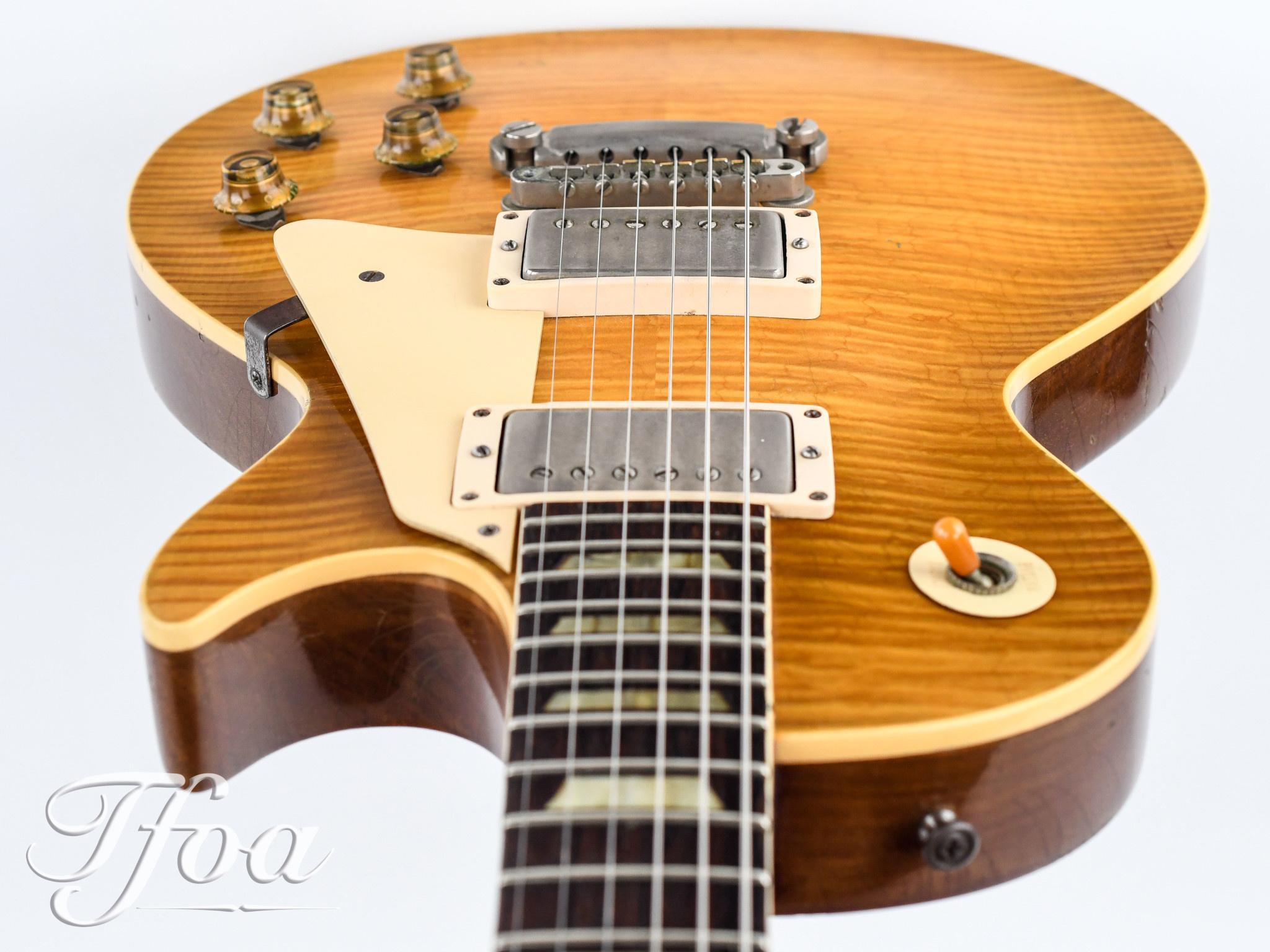 Gibson Gibson Les Paul Standard 1960 'Burst'